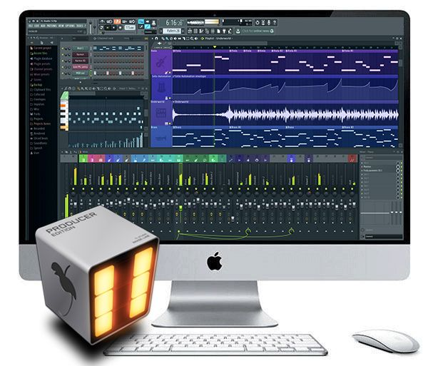 Find legal way to download and get review FL Studio 20