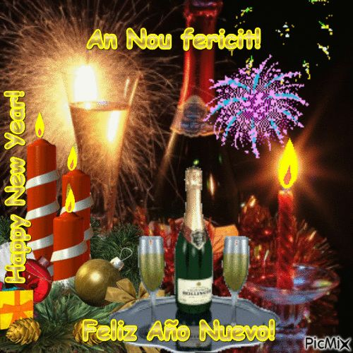 An Nou fericit!a