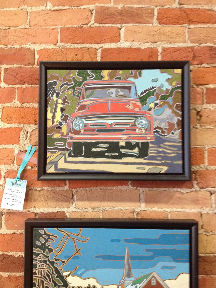 ORIGINAL oil painting by Dave Conning!  Check out some of his other work at http://www.davidconning.com #canadianart #oilpainting #innovation #art #oilpaint #groupofseven