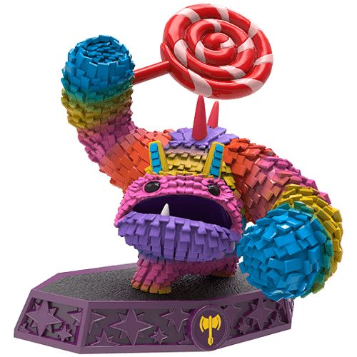 Pain-Yatta - Skylanders Imaginators