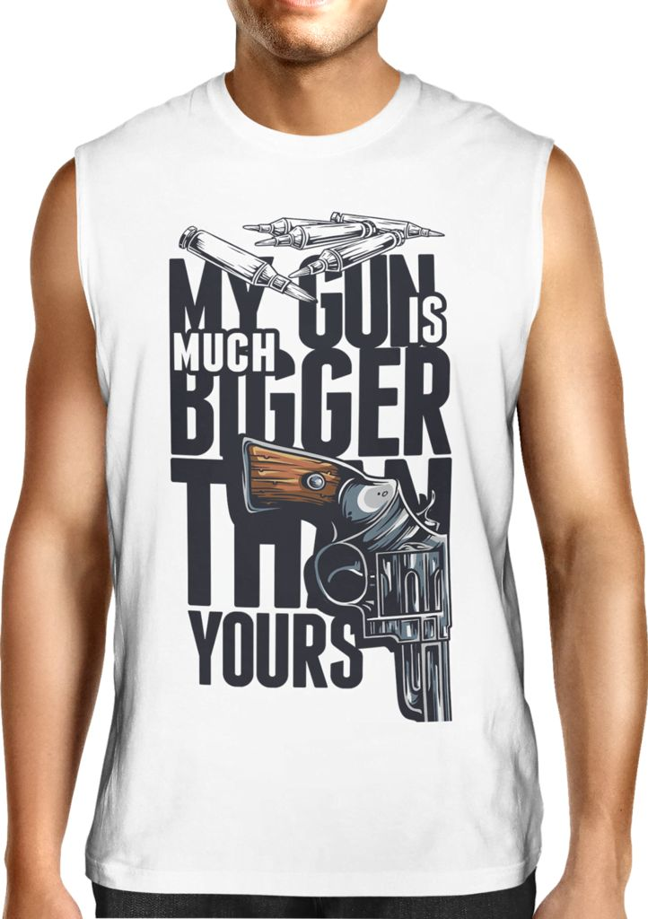 My Gun is Much Bigger than Yours - Dhaporshankh Guys Tank