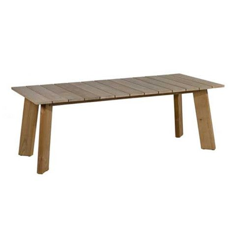 Skal Outdoor Dining Table - Complete Pad ®