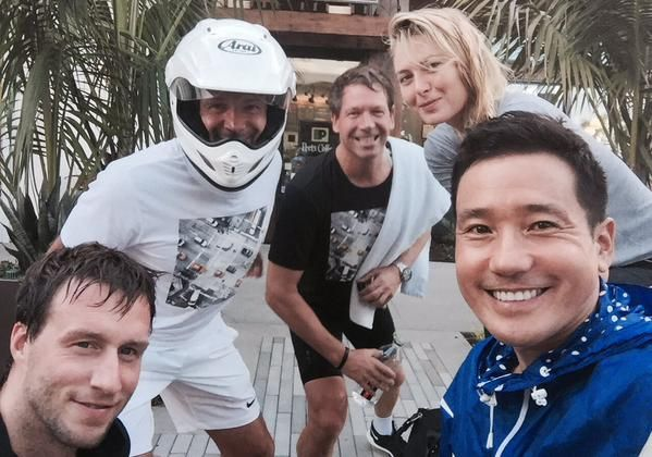 Maria's Twitter: Post Cycling #Teamwork #Building