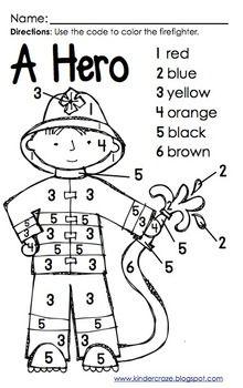 math worksheet : top 25 best firefighter school ideas on pinterest  community  : Firefighter Worksheets For Kindergarten