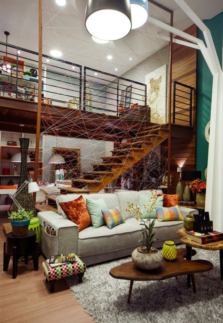 Eclectic Trendy Inside Design | Trendy House Decor