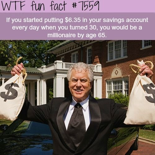 How to be a millionaire - WTF fun facts