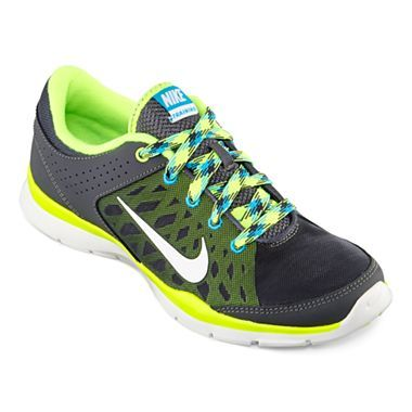 Nike® Flex Trainer 3 Athletic Shoes 1 - jcpenney Size 10
