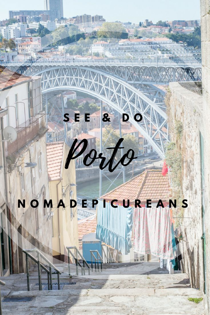 Learn what to see & do in Porto, Portugal.