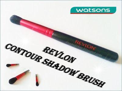 REVLON Contour Shadow Brush (Gölge Fırçası) İncelemesi blogta! Fiyatı, performansı, özellikleri ve yorumlarım an itibari ile blogta! :D <3 @watsonsturkiye @revlon