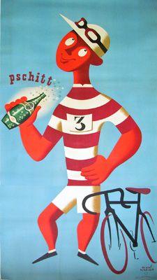 Perrier Pschitt by Herve Morvan (1950s)