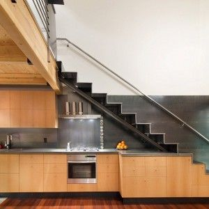 17 Best Ideas About Kitchen Under Stairs On Pinterest Stair Storage Under Stair Storage And
