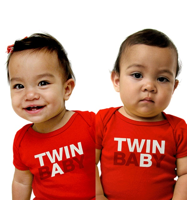 This reminds me of work! LolIdeas, Twin Gift, Twin Baby, Baby Gift For Twin, Kids, Snug Attack, Twin Babies, Adorable Tshirt, Baby Stuff