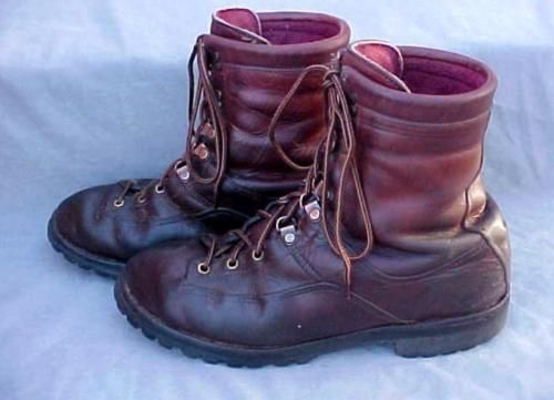 Vintage-Danner-Insulated-Brown-Work-Boots-6042-Men-039-s-Size-10-D-USA