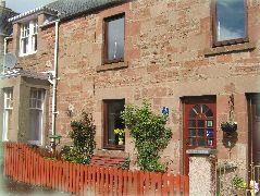 Rose Cottage, Edzell, Angus, Travel Holiday Cottage Scotland.