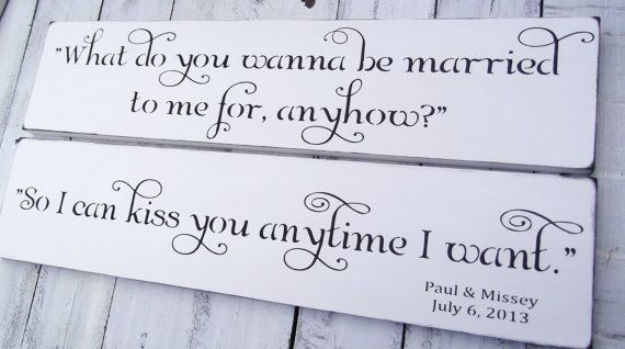 """Customized Wedding Sign """"Sweet Home Alabama"""" Quote ... """"So"""