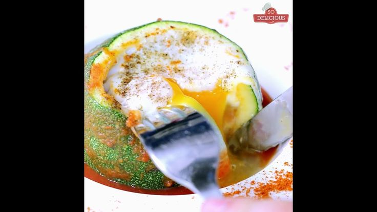 Filled with a delicious mixture of minced meat mozzarella and egg these stuffed zucchinis make for a highly delicious meal. Bake and serve them in ramekins but just make sure you dont burn them. Try adding some tomato sauce which will help prevent that and will also make the zucchini softer and easier to serve.  --------------------- Follow us on: Facebook: http://sodl.co/2dRsH0l Instagram: http://sodl.co/2eMvdCP  Twitter: https://twitter.com/sodlco  Pinterest: http://sodl.co/2jq3kHY