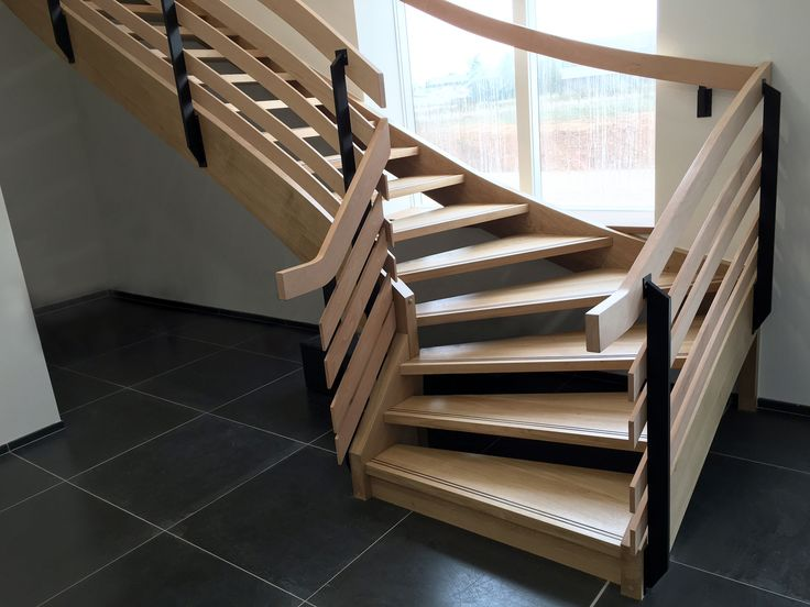 28 best escalier sur mesure images on pinterest lineup taylormade and stairs. Black Bedroom Furniture Sets. Home Design Ideas