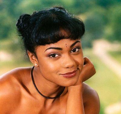 Tatiyana Ali Black Girl Aesthetic 90s Makeup Black