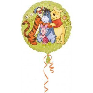 Ballon hélium Winnie l'ourson