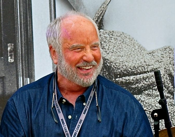 Richard Dreyfuss, Academy Award winning actor and nice guy to have a chat with, as I did on the #TCMcruise