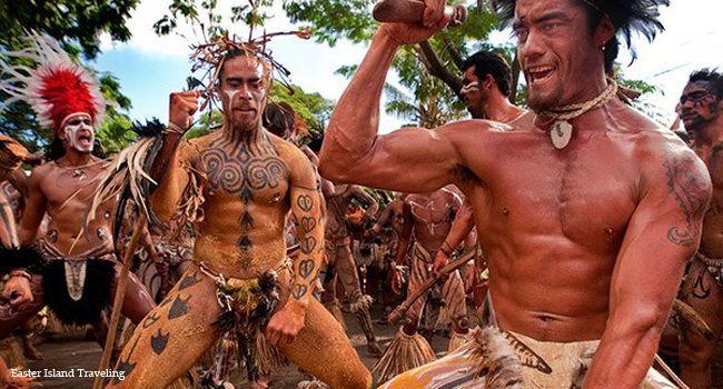 Rapa Nui: Easter Island's polynesian language celebrate its day - Chile Travel