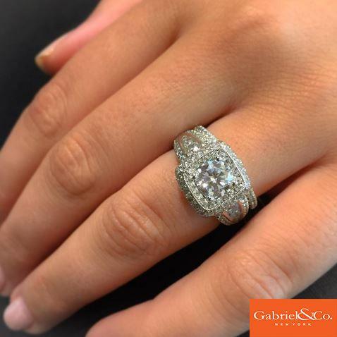 524 best Princes Cut Engagement Rings images on Pinterest