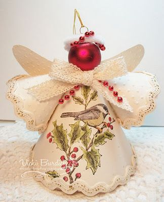 if your feeling crafty...simple and can be used on packages.