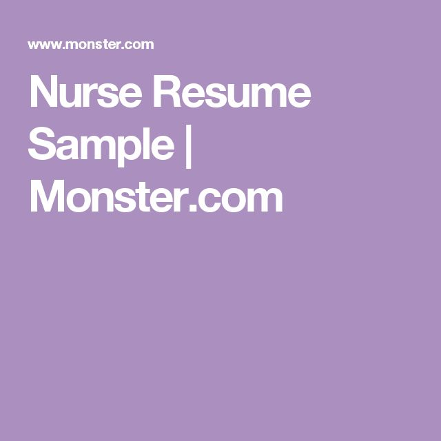 7 best letters images on Pinterest Thoughts, Cover letter - advice nurse sample resume