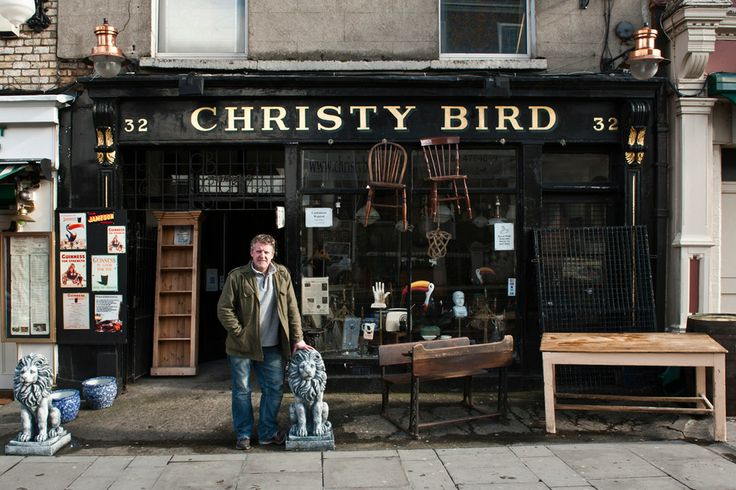 Christy Bird Flanaghan, Christy Bird's Portobello Bridge, Dublin 2
