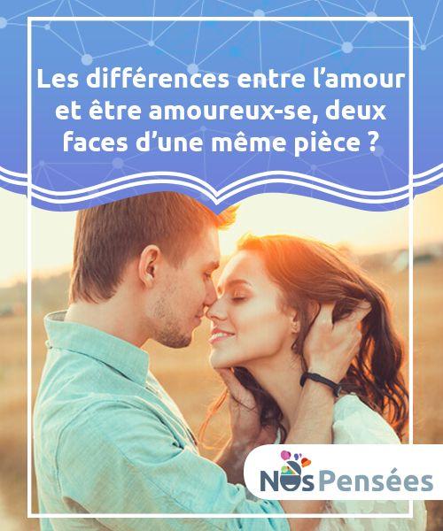 Les différences entre l'amour et être amoureux-se, deux faces d'une même pièce ?   L'une des différences les plus #classiques entre l'amour et être #amoureux-se apparaît lorsque nous pensons que l'amour est #inévitablement lié au #romantisme.  #Psychologie