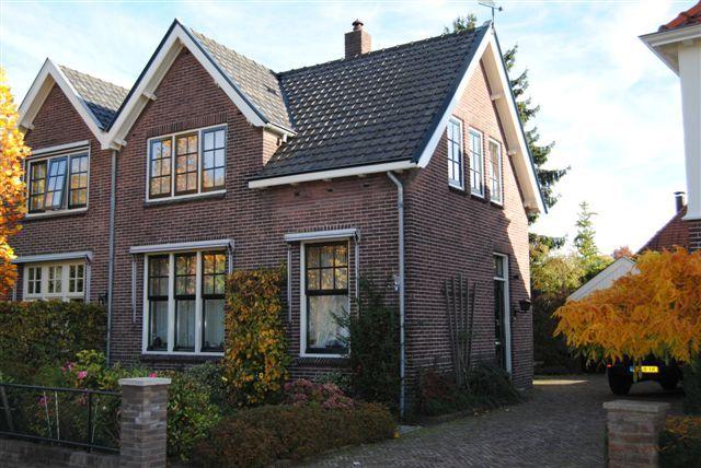 Gebouwd door Bouwbedrijf de Jong.