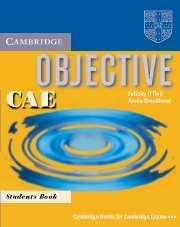 CAE Objective 2002