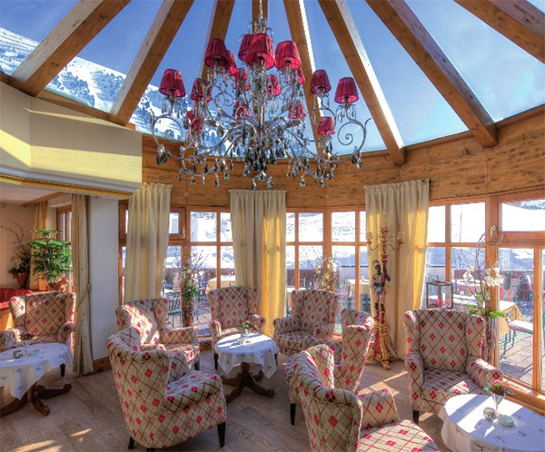 11 best genuss hotel hochirst images on pinterest for Design hotels skiurlaub