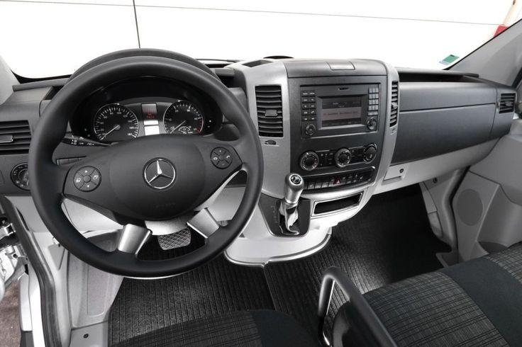 Essai Mercedes Sprinter L2H2 319 CDI BlueTEC «Edition Sprinter» 2016