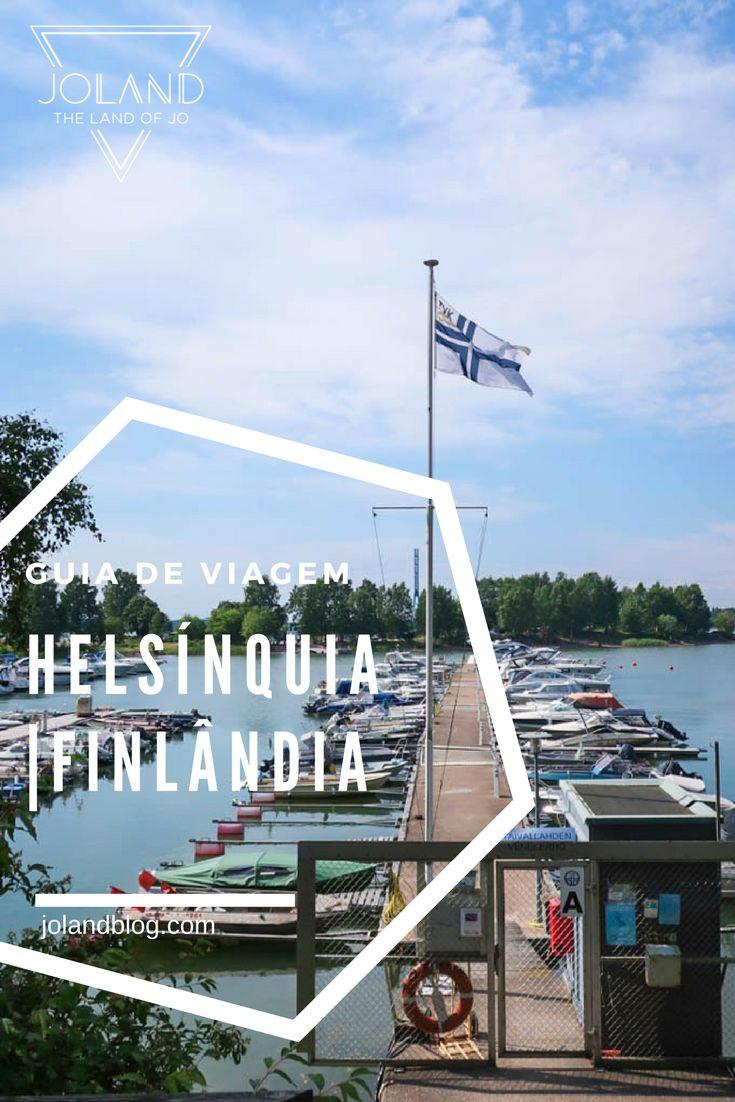 Um Guia de Viagem repleto de dicas úteis sobre Helsínquia, a capital da Finlândia. Como chegar, onde ficar, onde comer, o que visitar, entre outras informações úteis.