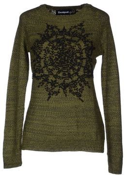 DESIGUAL BY L Long sleeve sweater on shopstyle.ca