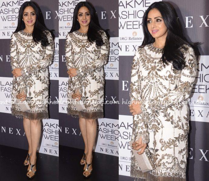 Sridevi in Manish Malhotra, Celebrity fashion, Bollywood Style, Fashion, Indian Celebrity, Bollywood Style, Bollywood Fashion, Indian Fashion, Indian Designer