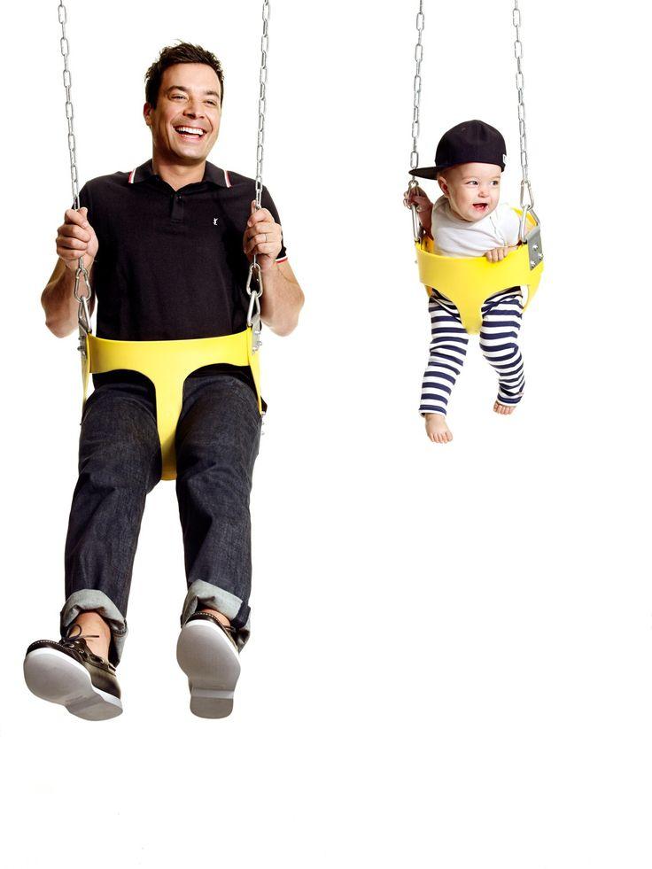 Art Streiber on his hilarious photos of Jimmy Fallon daughter ...