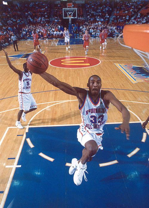 Kobe Bryant 96' McDonalds All American