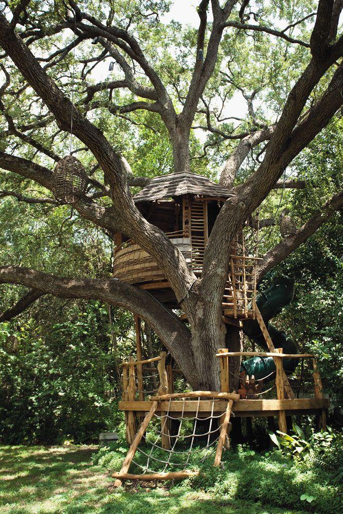 Treehouse Baumhaus