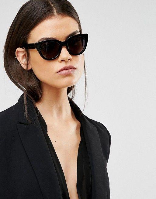 "BOSS   Солнцезащитные очки ""кошачий глаз"" Hugo Boss"