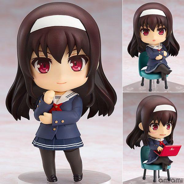AmiAmi [Character & Hobby Shop]   Nendoroid - Saekano: How to Raise a Boring Girlfriend Flat: Utaha Kasumigaoka(Pre-order)