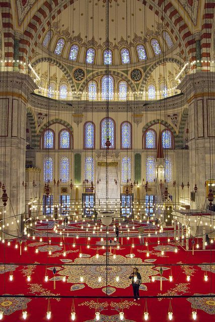 Fatih Mosque - Istanbul, (Turkey)