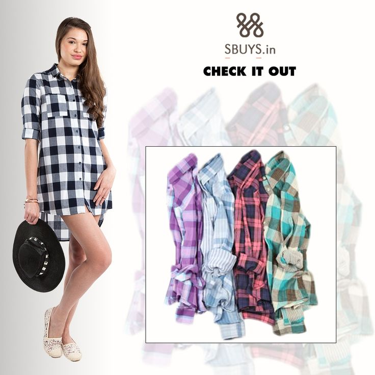 Exclusive #elegant #check collection...Check it out >>> http://www.sbuys.in #women #shopping