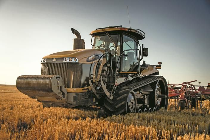 Agriculture Agco Challenger Mt800e Series Tractors