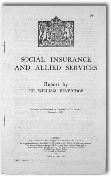 Image result for beveridge report