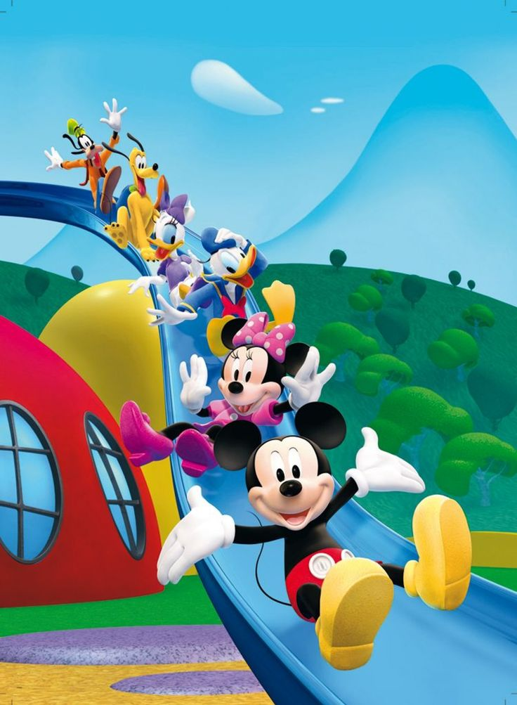 17 Best Images About Mickey Mouse Clubhouse Room nursery