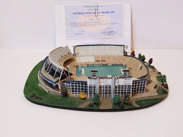 Danbury Mint Replica Beaver Stadium Penn State Nittany Lions College Football