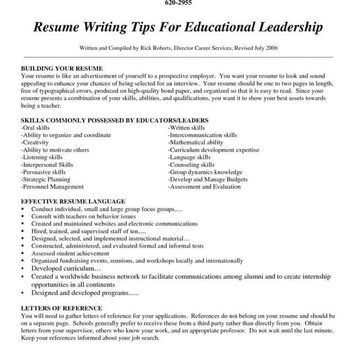 The  Best Resume Helper Ideas On   Cv Format For Job