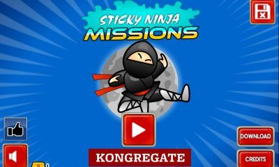 Sticky Ninja Missions – Free To Play Browser Game  http://htl.li/xlsR309n8vD